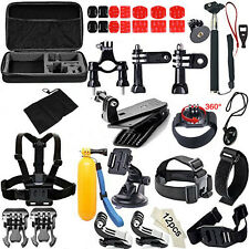Backpack Sport Accessory for GoPro Hero Hero1 2 3 3+ 4 Swimming Rowing Ski Sets