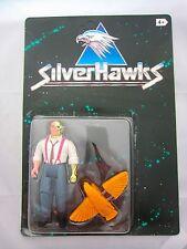 Silverhawks Stargazer Action Figure Complete MOC Vintage Kenner Toy 1986 1980's