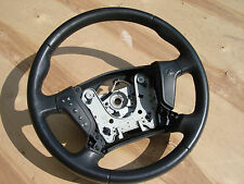 TOYOTA AVENSIS T25 2003-2009 LEATHER MULTI FUNCTION STEERING WHEEL