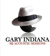 Gary Indiana - MJ Acoustic Sessions [New CD] Manufactured On Demand