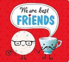 Best Friends: Best Friends: We Are Best Friends by Roger Priddy (2015, Board...