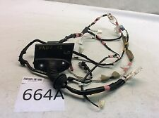 10 11 12 13 14 15 TOYOTA PRIUS FRONT LEFT DOOR WIRE WIRES HARNESS OEM 664A I