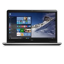 "New Dell 17.3""FHD i7-6500U 3.1GHz 8GB 1TB RadeonR5 4GB DVDRW Backlit Win7Pro 1Yr"