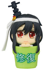 Kantai Collection Swing PVC Figure Keychain SD Battleship Yamashiro Kai Ni@83374