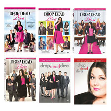 Drop Dead Diva The Complete Series Season Collection 1 2 3 4 5 6 DVD New 1 - 6