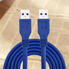 6Ft USB 3.0 Super Speed 5Gbps Type A Male to Male Cable Cord Connector Wire