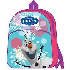 DISNEY FROZEN 'OLAF' BACKPACK RUCKSACK BAG NEW KIDS