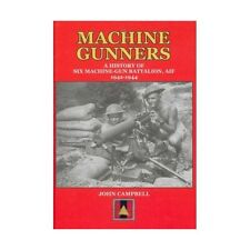 History 6th Machine Gun Battalion Ramu New Guinea AIF WW2 Book