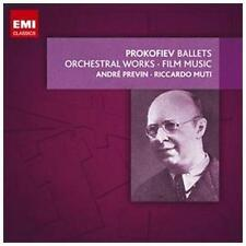 Prokofiev Ballet and Film Music, New Music