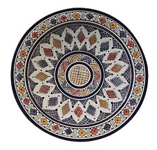 Treasures of Morocco is proud to have available these heavy and durable ceramic