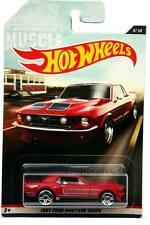 2017 Hot Wheels American Muscle #2 1967 Ford Mustang Coupe