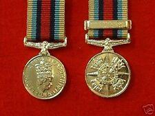 OP Herrick Medal OSM Afghanistan Miniature Medal
