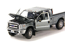 "Ford F250 Pickup Truck - Crew Cab - 6 Ft Bed - ""GRAY"" - 1/50 - Sword #SW1200A"