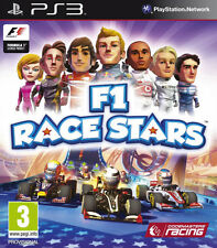 F1 Race Stars Ps3 * En Excelente Estado *