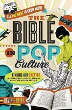 All You Want to Know About the Bible in Pop Culture: Finding Our Creator in Supe