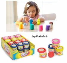 Kids Scentos Scented Play Dough Tubs Modelling Doh Tub Children Toy Craft Gift