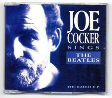 Joe Cocker MAXI-CD sing the Beatles - 3-track promo CD