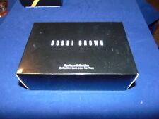 Bobbi Brown Eye Luxe Collection Palette 6 colors + brushes NWOB