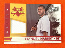 2016 Panini Fathers Day Spring Training Jersey RC Relic MANUEL MARGOT Red Sox
