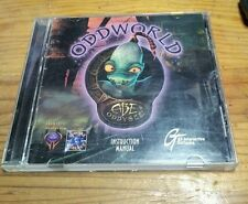 Oddworld: Abe's Oddysee by GT Interactive (PC CD, 1997)