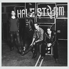 HALESTORM - INTO THE WILD LIFE: DELUXE EDITION CD ALBUM (April 13th, 2015)