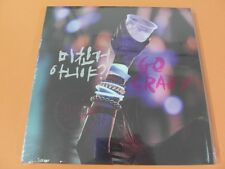2PM - Go Crazy (4th Album) CD w/ Booklet (52P) (Sealed) K-POP