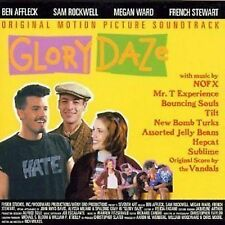 Glory Daze Film Soundtrack CD NEW SEALED The Vandals/NOFX/Tilt/Bouncing Souls+