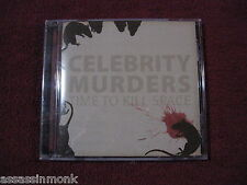 CELEBRITY MURDERS Time To Kill Space CD NYHC Cro-Mags Terror