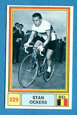 SPRINT '71 - PANINI - Figurina-Sticker n. 229 - STAN OCKERS - BELGIO - Rec