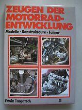 Zeugen der Motorradentwicklung Modelle Konstrukteure Fahrer 1985 Motorrad