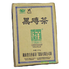 Premium Anhua Dark Tea Baishaxi Black Brick Tea China Tea 400g