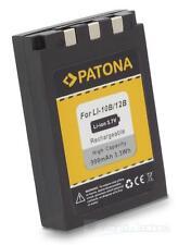 Akku Batterie accu battery f. Li-10B Li10B OLYMPUS CAMEDIA C765 C760 C5000 C60