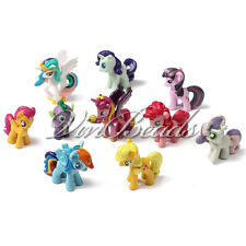 My Little Pony PVC Pandent 10pcs/Set For Bubblegum Chunky Girl Neckalce Jewelry