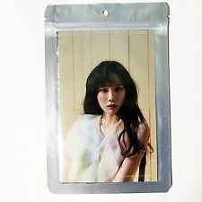 SM TOWN COEX Artium SUM SNSD Taeyeon My Voice Deluxe Edition 4 x 6 Photo Set B
