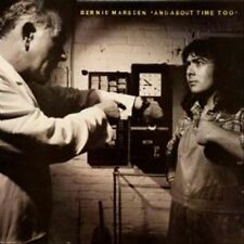And About Time Too by Bernie Marsden (Guitarist) (CD, Feb-2013, Hear No Evil...