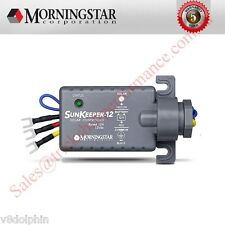 MORNINGSTAR SK-12 SUNKEEPER REGULATOR 12A 12V CONTROL MOUNTING CONTROLLER