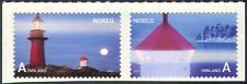 Norway 2007 Lighthouses/Maritime Safety/Buildings/Transport 2v set s/a (n17367)