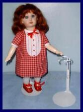WHITE Kaiser Doll Stand for BLEUETTE Littlest Angel Tiny Terri Lee