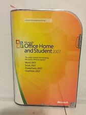 Microsoft Home and Student 2007 (Retail (License + Media)) (3 User/s) - Full Ver