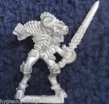 1988 Chaos Champion 0218 15 Citadel Warhammer Army Hordes Evil Fighter Warrior