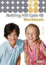 Notting Hill Gate 4 B. Workbook von Christoph Edelhoff