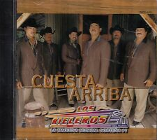 Los Rieleros Del Norte Cuesta Arriba CD USED LIKE NEW