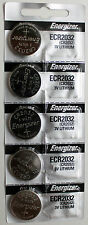 10PC Energizer CR2032 ECR2032 Coin Cell Battery - Ships from Canada