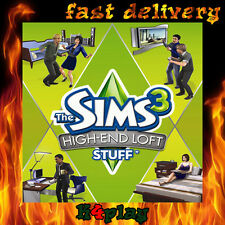 The Sims 3 Haut End Stuff Loft PC clé CD origine