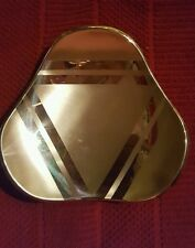 Vintage ♤ Silver Plated Tarnish Resistant Dish ♤  Made in Wedtern Germany