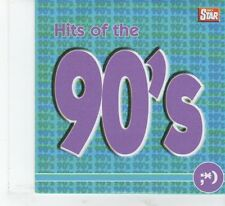 (FR104) Daily Star Presents, Hit's Of The 90's - 2005 CD