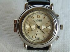 Stauer 1944 Ritorno Automatic 27 Jewel Brushed & Polished Stainless Steel Watch