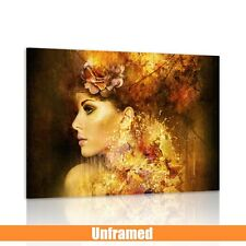 HD Canvas Printing Home Decorations Wall Art Abstract Painting Portrait Unframe