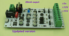 High-power OP AMP Power Charger Module Simulation Power 3V ±5V ±12V ±15V Output