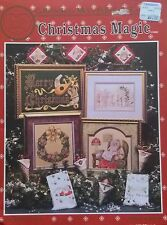 Christmas Magic in Cross Stitch by Cross My Heart Inc.